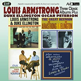 I'll Never Be the Same (Louis Armstrong Meets Oscar Peterson)
