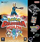 Pokemon Colosseum Mega Pak Bundle (GameCube)