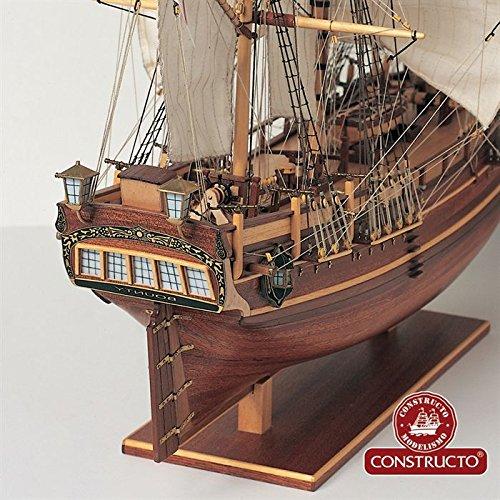 Constructo HMS Bounty Atlantis 1:110 Veliero Kit di montaggio