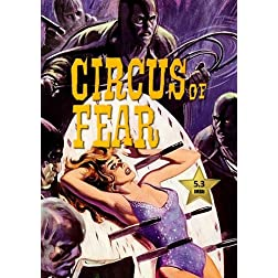 Circus of Fear (Psycho-Circus) [VHS Retro Style DVD] 1966