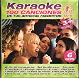 KARAOKE 100 CANCIONES VOL 3 (6CDS)