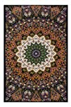 Sunshine Joy® Indian Dark Star Elephant Tapestry – 60×90 Inches – Beach Sheet – Hanging Wall Art…