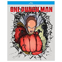 One-Punch Man [Blu-ray]