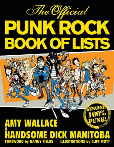 The Official Punk Rock Book of Lists