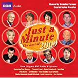 """Just a Minute"": The Best of 2009 (BBC Audio)by Just a Minute"