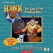 The Case of the Prowling Bear | John R. Erickson