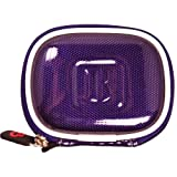 VanGoddy Compact Carrying Case for Beats Audio urBeats / Se / Beats Tour / PowerBeats / HeartBeats Earphones (Candy Purple)