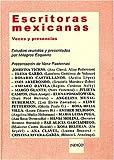 echange, troc Milagros Ezquerro, Collectif - Escritoras mexicanas