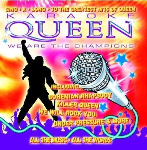Queen - Karaoke Queen - We Are The Champions - Zortam Music