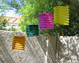 Mini Paper Lanterns, pack of 12