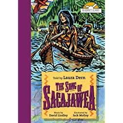 The Song of Sacajawea, Told by Laura Dern with Music by David Lindley