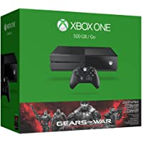 Microsoft Xbox One 500GB Gears of War Console Bundle (Black)