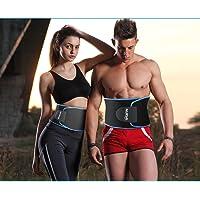 NURSAL Unisex Waist Trimmer for Weight Loss Workout