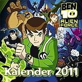 Ben10 Alien Force Wandkalender 2011