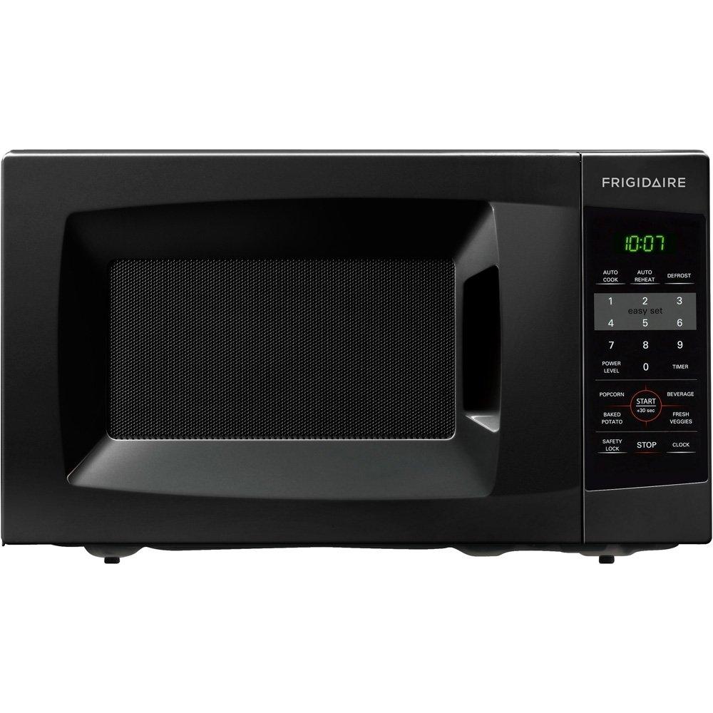 Countertop Microwave Above Stove : ... FFCM0724LB 700-watt Countertop Microwave, 0.7 Cubic Feet