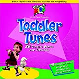 Cedarmont Kids - Toddler Tunes: 25 Classic Songs for Toddlers ( Audio Cassette ) - B0000005DX
