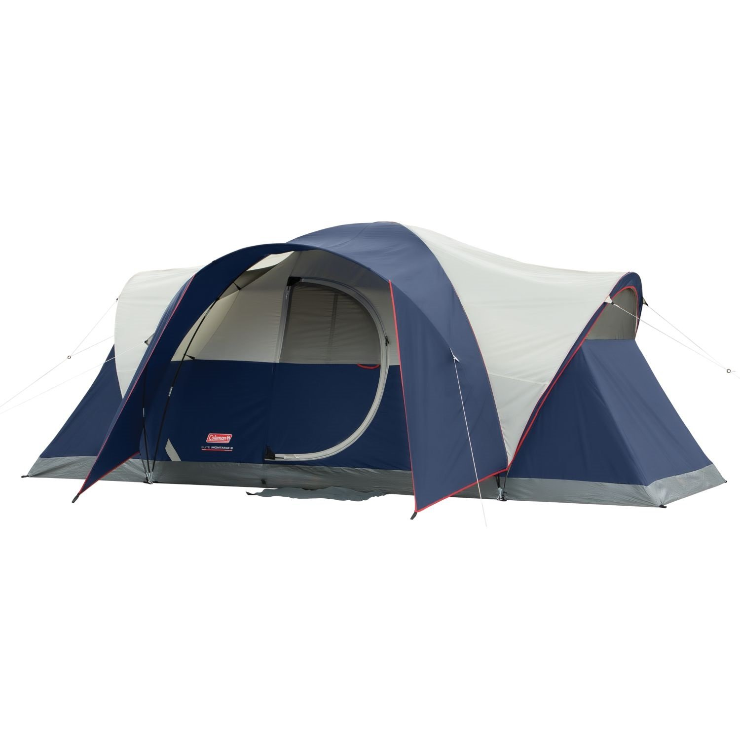 Coleman Montana 8 Person Modified Dome Tent Review,tent
