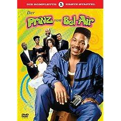 Der Prinz von Bel-Air Staffel 1