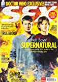SFX MAGAZINE BACK ISSUE, #193 SUPERNATURAL - TRUE BLOOD - CLASH OF THE TITANS - TIM BURTON - DOCTOR WHO EXCLUSIVE