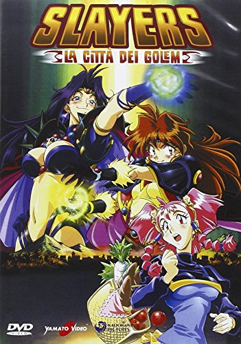 Slayers: La Città dei Golem (DVD)