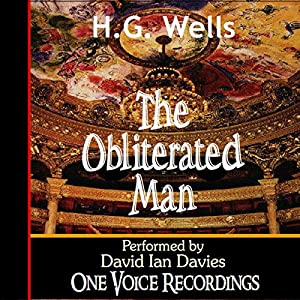 The Obliterated Man Audiobook