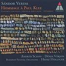 Hommage a Paul Klee, Piano Concertos/Holliger