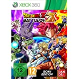 Atari Dbz Battle Of Z Xb360 Goku Ed. Dragon Ball Z [German Version]