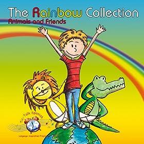Amazon.com: The Rainbow Collection, Animals & Friends: Tic