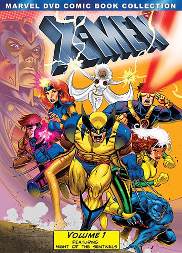 x-men-volume-one-marvel-dvd-comic-book-collection