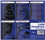 echange, troc Louis Armstrong - Le Coffret Louis Armstrong (The Very Best Of)
