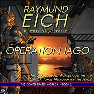 Operation Iago Audiobook