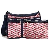 (レスポートサック) LeSportsac レスポートサック バッグ LESPORTSAC 7507 D842 DELUXE EVERYDAY BAG ショルダーバッグ・ポシェット TRAVEL DAISY RED [並行輸入品]