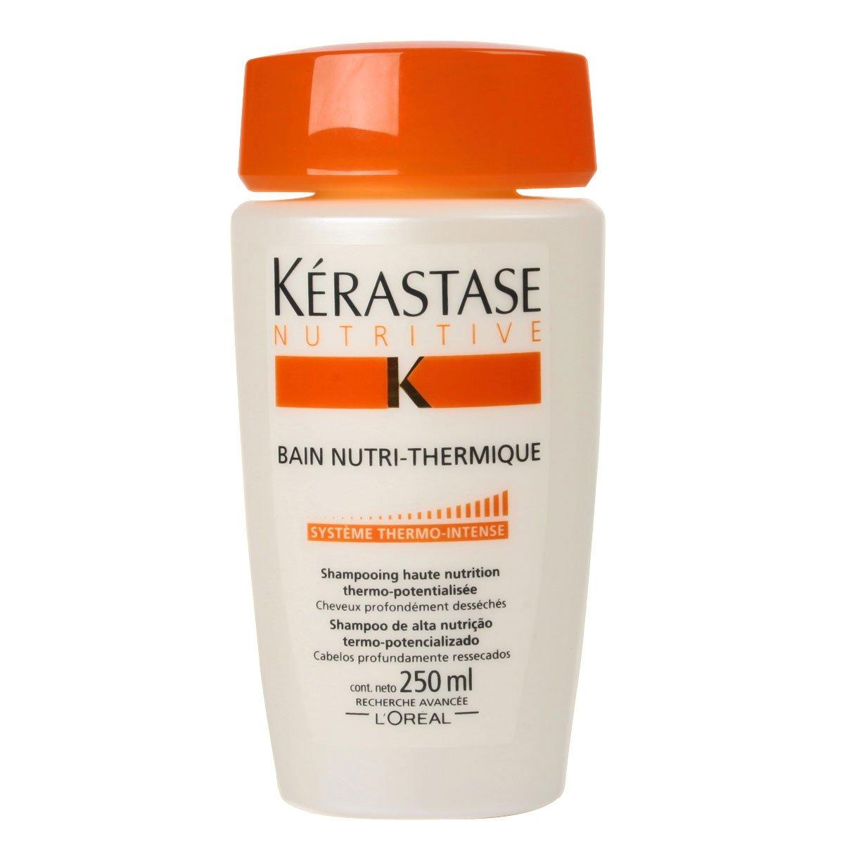 Kerastase nutritive bain nutri thermique intensive for Kerastase bain miroir shine
