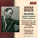 Brahms: Double Concerto/Violin