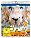 Der weiße Löwe (Prädikat: Wertvoll) [3D Blu-ray]