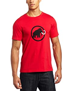 Mammut Logo T-Shirt Men fire 3XS