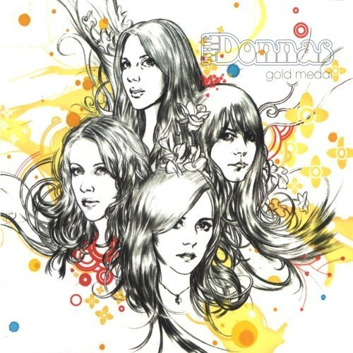 Gold Medal (U.S. Version 83758) by The Donnas [Music CD] (Donnas Gold Medal compare prices)
