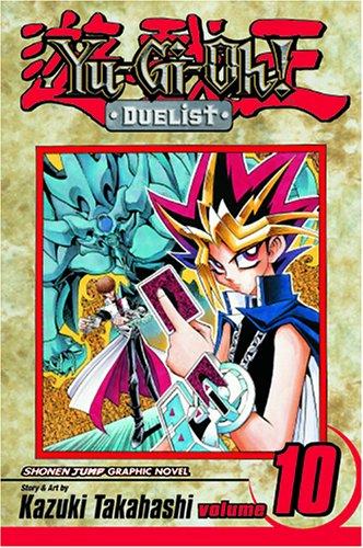 Yu-Gi-Oh!: Duelist, Vol. 10: The Egyptian God Cards (Yu-Gi-Oh! Duelist, #10)