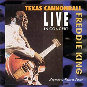 Texas Cannonball - Live In Concert