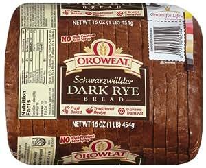 flavor below dark rye 16oz grocery gourmet food