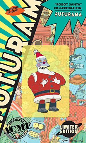 Futurama Robot Santa
