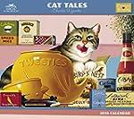 Charles Wysocki - Cat Tales Wall Cale...