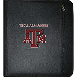 C.R. Gibson 3-Ring Zipper Binder, Texas A&M Aggies (C949959WM)