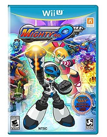 Mighty No. 9 - Wii U
