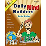 THE CRITICAL THINKING CO. DAILY MIND BUILDERS SOCIAL STUDIES (Set of 6)