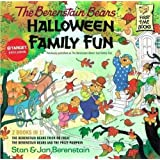 "The Berenstain Bears Educational 2 In 1 Paperback ~ Halloween Family Fun (A First Time Book; 8"" X 8"")"
