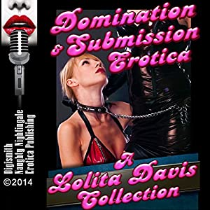 Domination and Submission Erotica Collection Audiobook