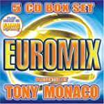 Euromix 5 CD Box Set Presented by Ton...