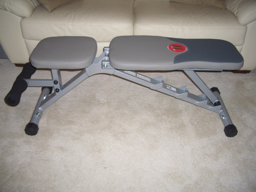 Universal Five Position Weight Bench Sports Outdoors