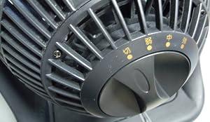 ZEPEAL ゼピール サーキュレーター ブラック DKS-20